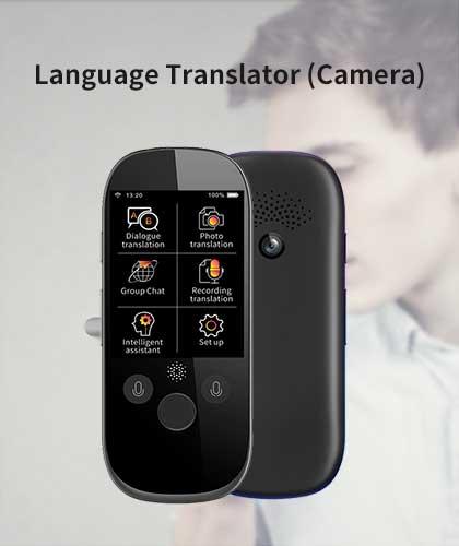 Language Translator (Camera)