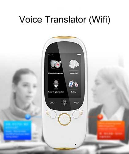 Voice Translator (WiFi)