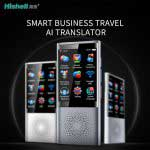 Portable Voice Language Translation Device Support 4G Sim Card-Hishell
